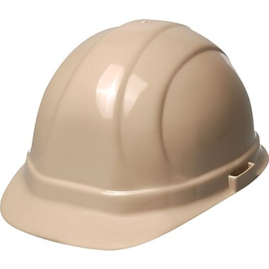 Omega II® Hard Hat, CSA Type 1, Mega Ratchet, Class E Certified, ANSI Type I, Beige