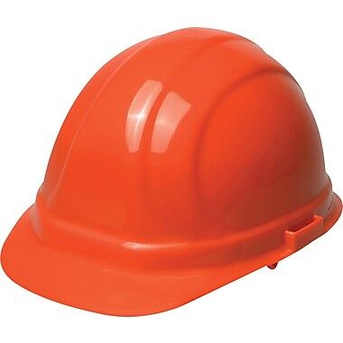 Omega II® Hard Hat, CSA Type 1, Mega Ratchet, Class E Certified, ANSI Type I, Orange