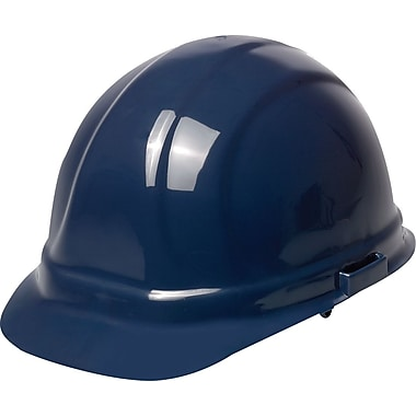 Omega II® Hard Hat, CSA Type 2, Slide-Lock, Class E Certified, Dark Blue