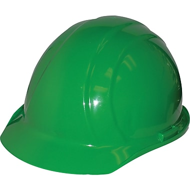 Liberty® Hard Hats, CSA Type 1, Slide-Lock, Class E Certified, ANSI Type I, Green