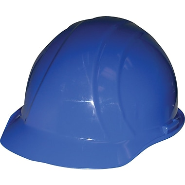 Liberty® Hard Hats, CSA Type 1, Mega Ratchet, Class E Certified, ANSI Type I, Royal Blue