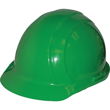 Liberty® Hard Hats, CSA Type 1, Mega Ratchet, Class E Certified, ANSI Type I, Green