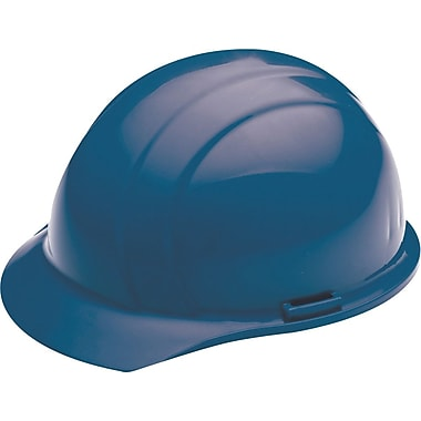 Liberty® Hard Hats, CSA Type 1, Mega Ratchet, Class E Certified, ANSI Type I, Navy Blue