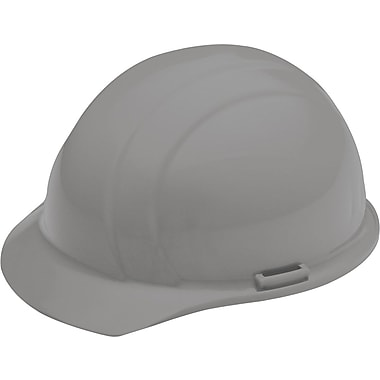 Liberty® Hard Hats, CSA Type 1, Slide-Lock, Class E Certified, ANSI Type I, Grey