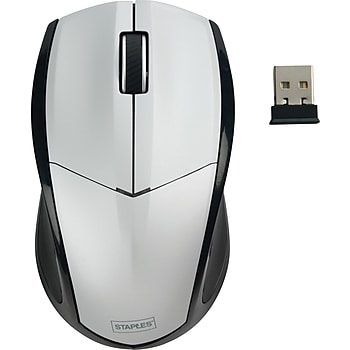 Staples Wireless Mouse