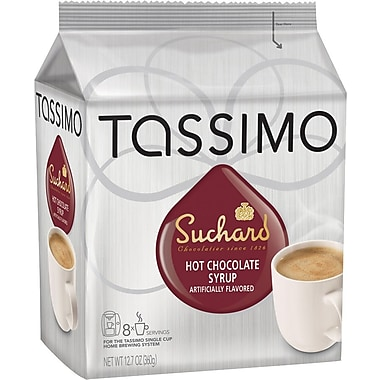 Tassimo Suchard Hot Chocolate, 8 T-Discs/Pack