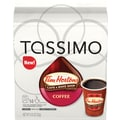 Tassimo Tim Hortons Coffee, Regular, 14 T-Discs/Pack