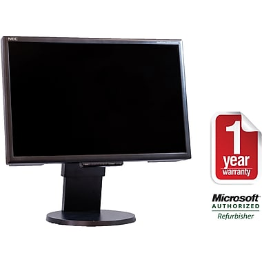 NEC Mixed 22in. Refurbished LCD Monitor