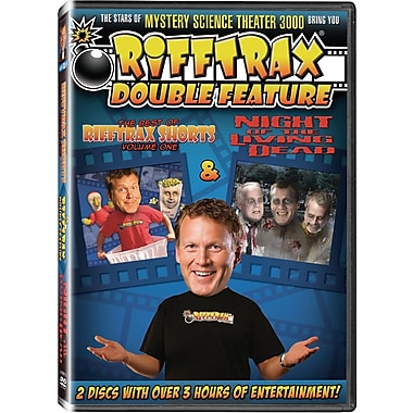 RiffTrax Double Feature