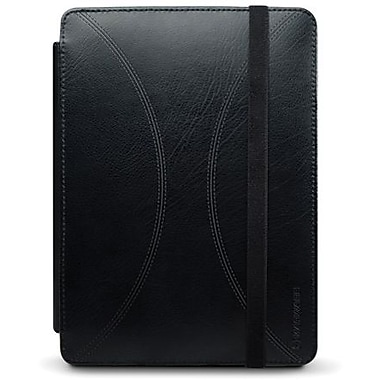 Marware® Axis Leather Folio For iPad Mini, Black