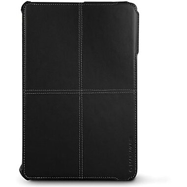 Marware® C.E.O. Hybrid Leather Folio For iPad Mini, Black