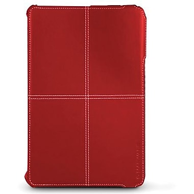 Marware® C.E.O. Hybrid Leather Folio For iPad Mini, Red