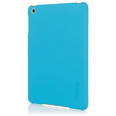 Incipio® Feather Ultra Thin Snap-On Slim Case For iPad Mini, Cyan Blue