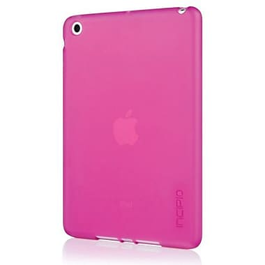 Incipio® NGP Impact Resistant TPU Jelly Case For iPad Mini, Translucent Orchid Pink