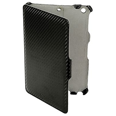 Scosche® follO m1 Carbon Fiber Folio W/Multiple Viewing Angles For iPad Mini, Black