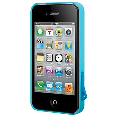 SwitchEasy™ Lanyard™ Slim Case For iPhone 4/4S, Blue