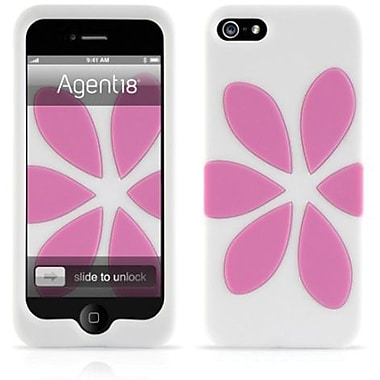 Agent18® FlowerVest Silicone Cases For iPhone 5