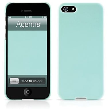 Agent18® SlimShield Slim Case For iPhone 5, Brooke Green