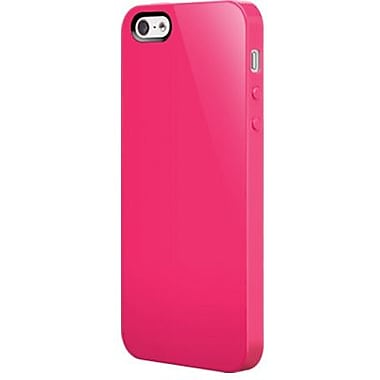 SwitchEasy™ Nude™ Fuchsia Slim Case For iPhone 5, Pink