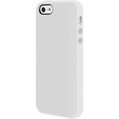 SwitchEasy™ Colors Milk Silicone Case For iPhone 5, White