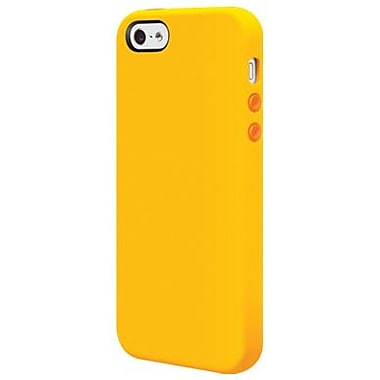 SwitchEasy™ Colors Mican Silicone Case For iPhone 5, Yellow