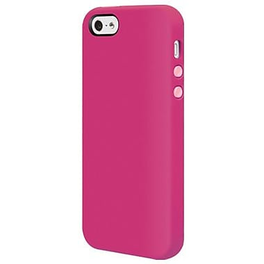 SwitchEasy™ Colors Fuchsia Silicone Case For iPhone 5, Purple