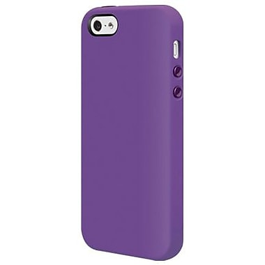 SwitchEasy™ Colors Viola Silicone Case For iPhone 5, Purple