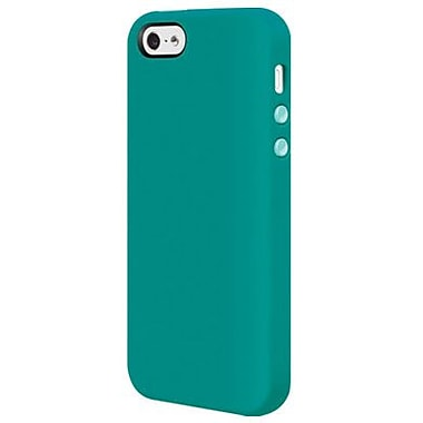 SwitchEasy™ Colors Silicone Case For iPhone 5, Turquoise
