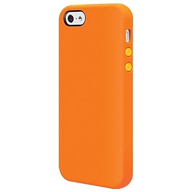 SwitchEasy™ Colors Saffron Silicone Case For iPhone 5, Orange
