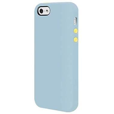 SwitchEasy™ Colors Silicone Case For iPhone 5, Baby Blue