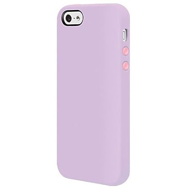 SwitchEasy™ Colors Silicone Case For iPhone 5, Lilac