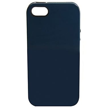 Sonix Inlay Slate Hybrid Case For iPhone 5, Slate/Black