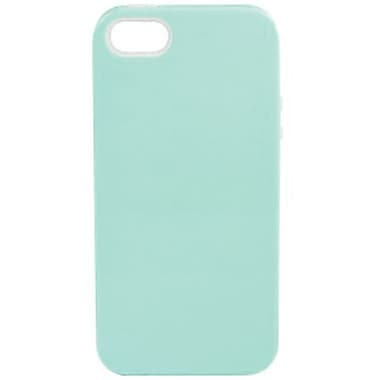 Sonix Inlay Honeydew Hybrid Case For iPhone 5, Mint/Clear
