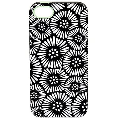 Sonix Inlay Forget me not/Mint Bloom Hybrid Case For iPhone 5