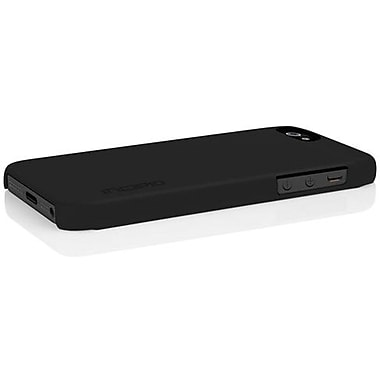 Incipio® Feather Ultra light Hard Shell Case For iPhone 5, Obsidian Black