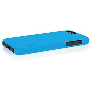 Incipio® Feather Ultra light Hard Shell Case For iPhone 5, Cyan Blue