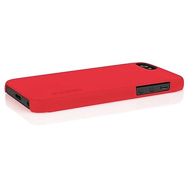 Incipio® Feather Ultra light Hard Shell Case For iPhone 5, Scarlet Red