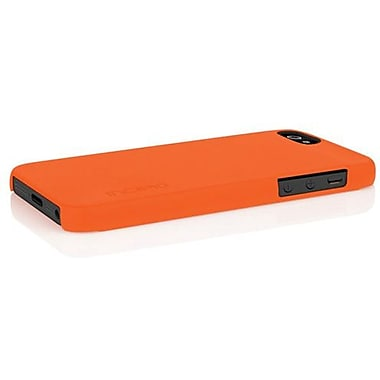 Incipio® Feather Ultra light Hard Shell Case For iPhone 5, Sunkissed Orange
