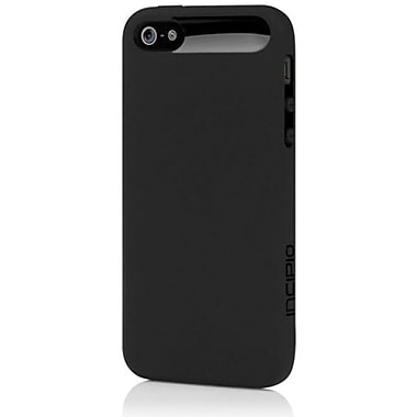 Incipio® NGP Impact Resistant TPU Jelly Case For iPhone 5, Obsidian Black