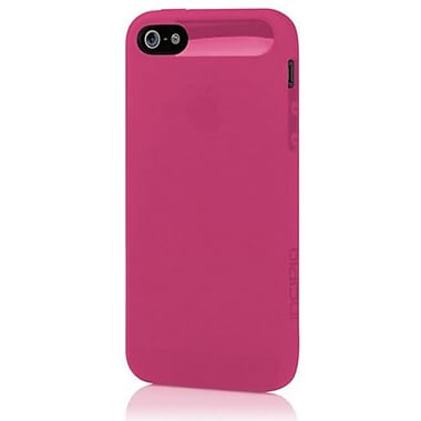 Incipio® NGP Impact Resistant TPU Jelly Case For iPhone 5, Translucent Orchid Pink