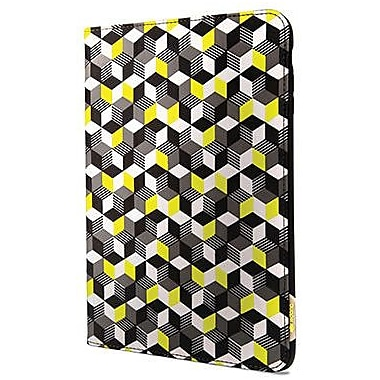 X-Doria SmartStyle Cubes Hard Case & Cover For iPad Mini