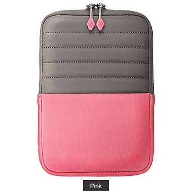 X-Doria SleeveStand Neoprene Sleeve For iPad Mini, Pink