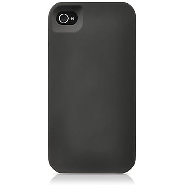 Contour™ Hardskin Hard Case For iPhone 4/4S, Black