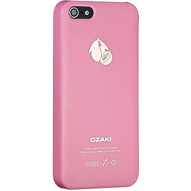 Ozaki® O!coat™ Peach Fruit Slim Case For iPhone 5, Pink