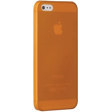 Ozaki® O!coat™ 0.3 Jelly Ultra Thin Case For iPhone 5, Orange