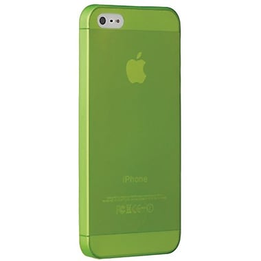 Ozaki® O!coat™ 0.3 Jelly Ultra Thin Case For iPhone 5, Green
