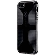 Speck® CandyShell Grip Rubberized Hard Case For iPhone 5, Black/Slate