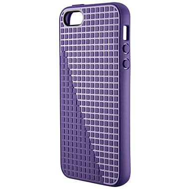Speck® PixelSkin HD TPU Case For iPhone 5, Grape Purple