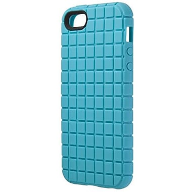 Speck® PixelSkin Silicone Case For iPhone 5, Peacock Blue