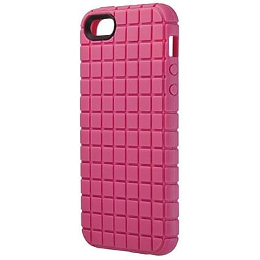 Speck® PixelSkin Silicone Case For iPhone 5, Raspberry Pink